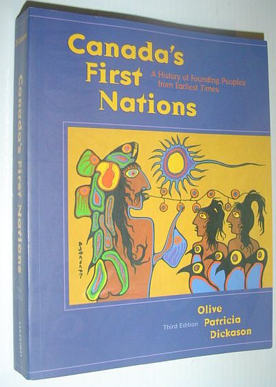 Image for Canada's First Nations: A History of Founding Peoples from Earliest Times