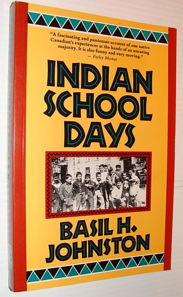 Image for Indian School Days