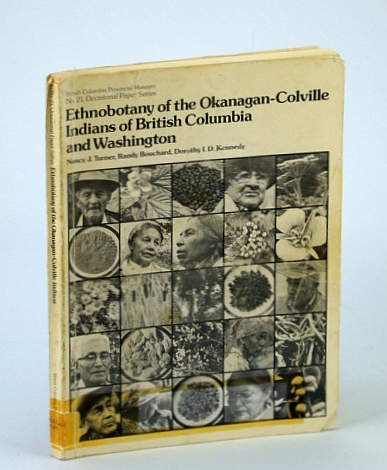 Image for Ethnobotany of the Okanagan-Colville Indians of British Columbia and Washington