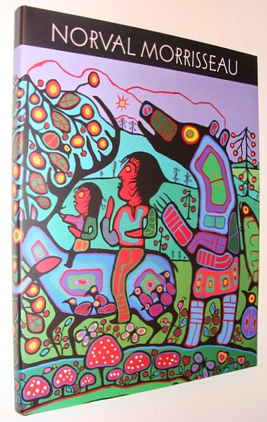 Image for Norval Morrisseau: Travels to the House of Invention