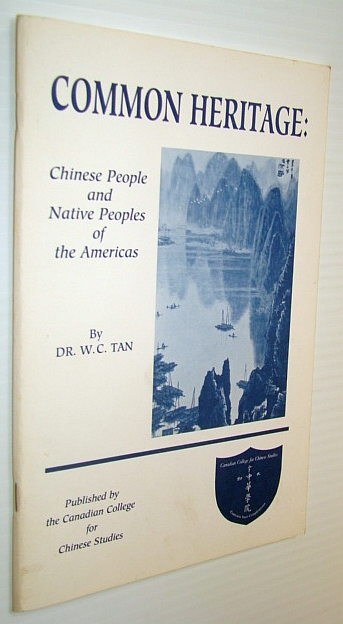 Image for Common Heritage: The Chinese People and Native Peoples of the Americas