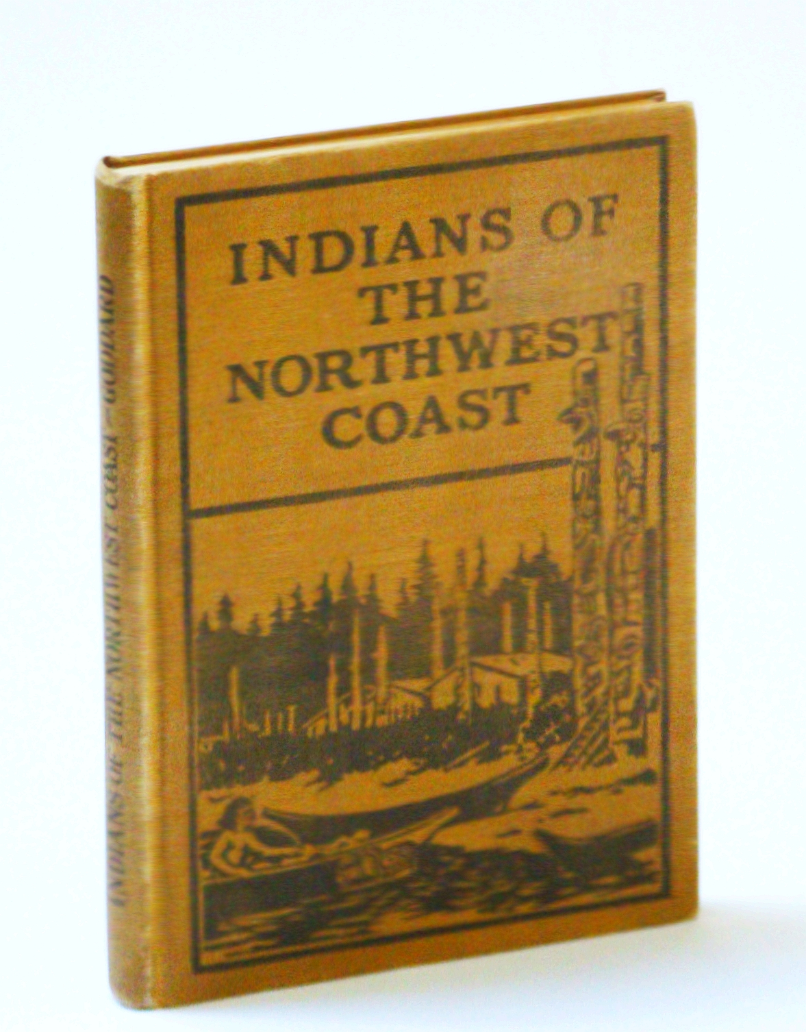 Image for Indians of the Northwest Coast - Handbook Series No. 10