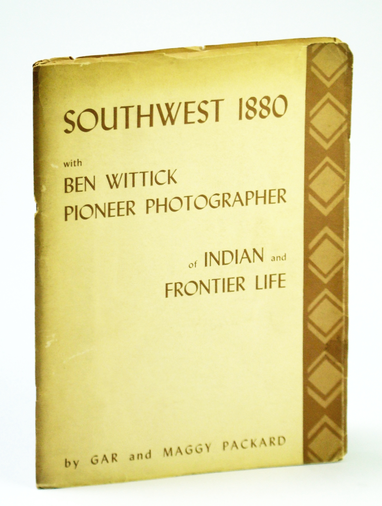 Image for Southwest 1880 - with Ben Wittick, Pioneer Photographer of Indian and Frontier Life