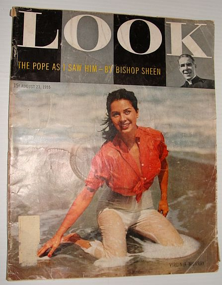 Image for Look Magazine, August 23, 1955