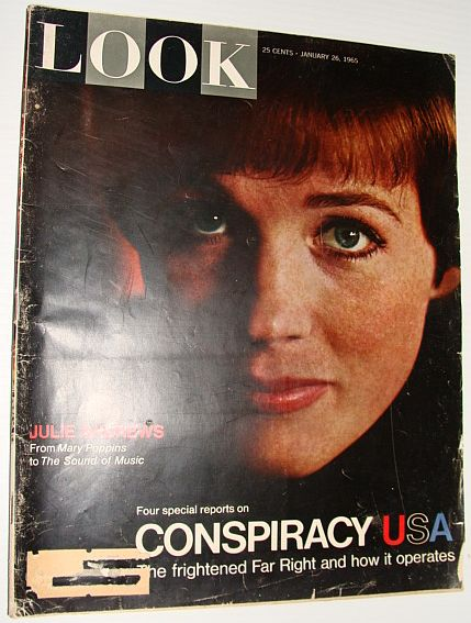 Image for Look Magazine, January 26, 1965 *Conspiracy USA*