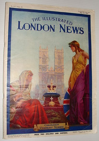 Image for The Illustrated London News - May 15, 1937 Special Double Number *The Coronation Ceremony of King George VI*