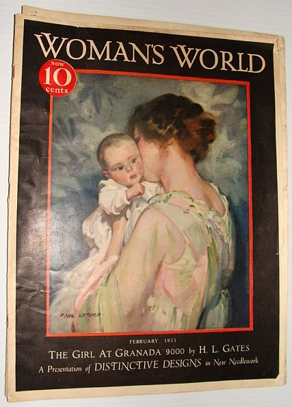 Image for Woman's World Magazine: February 1933