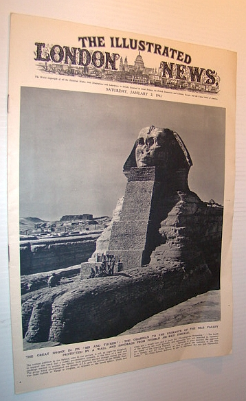Image for The Illustrated London News, Saturday, January 2, 1943