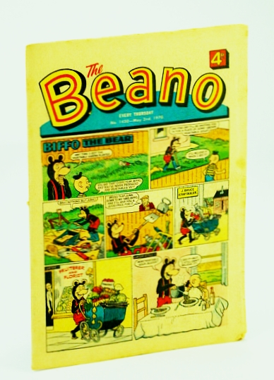 Image for The Beano, No. 1450 - May 2, 1970 (Original British Comic)