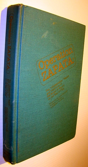 Image for Operation ZAPATA: The Ultrasensitive Report and Testimony of the Board of Inquiry on the Bay of Pigs