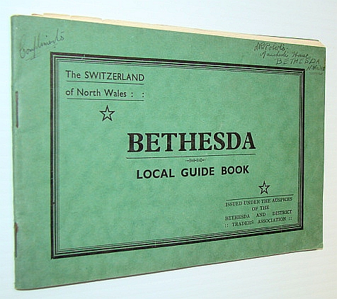 Image for Bethesda Local Guidebook - The Switzerland of North Wales