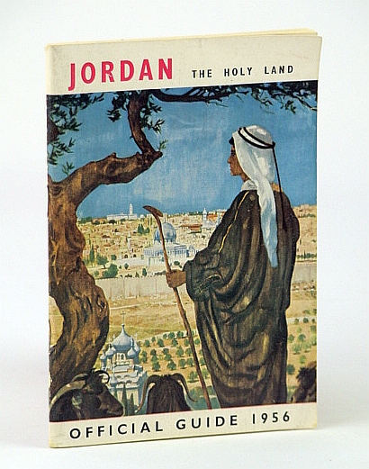 Image for Jordan: The Holy Land - Official Guide 1956