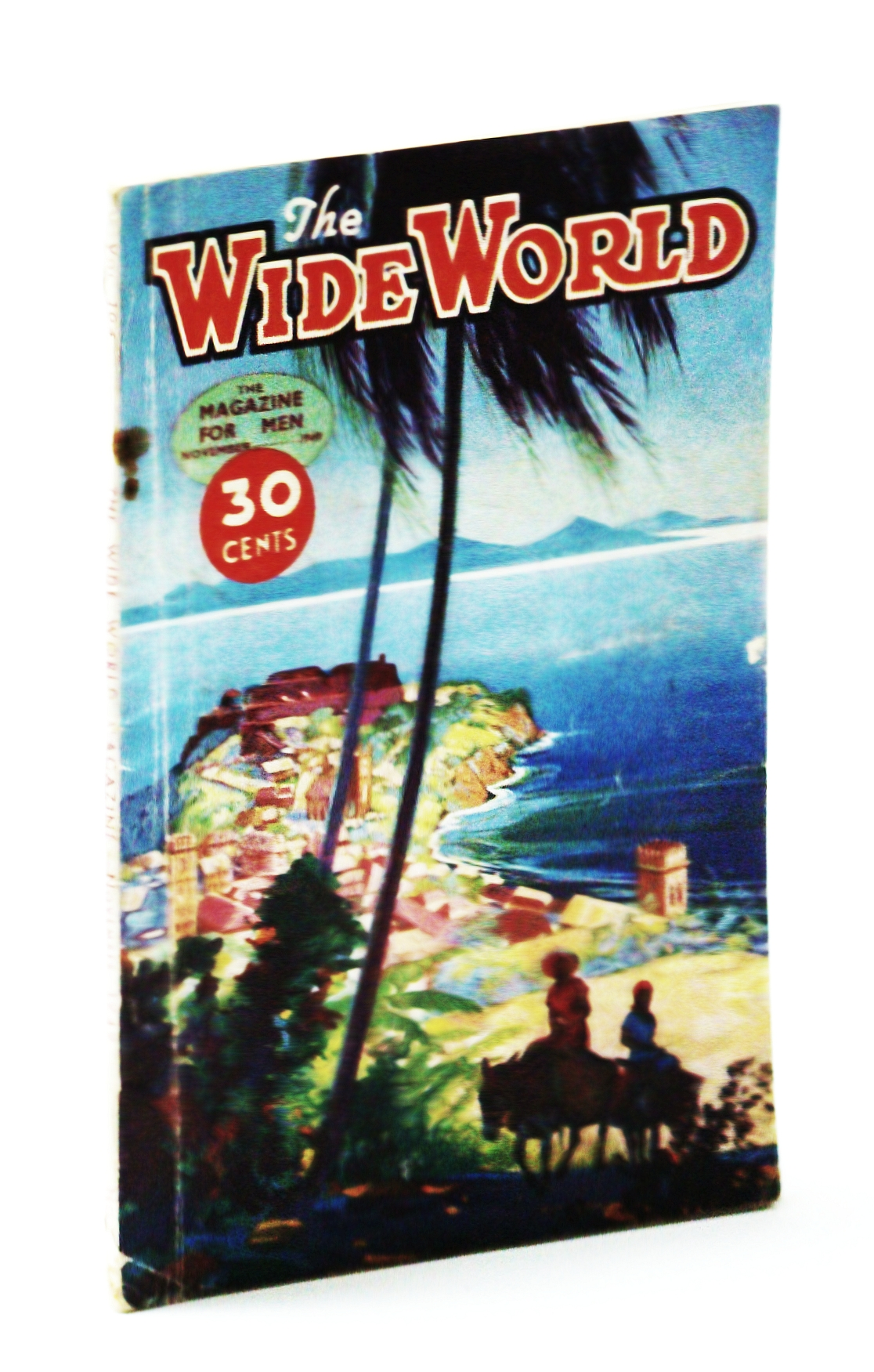 Image for The Wide World Magazine - November 1949