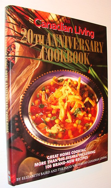 Image for The Canadian Living 20th Anniversary Cookbook