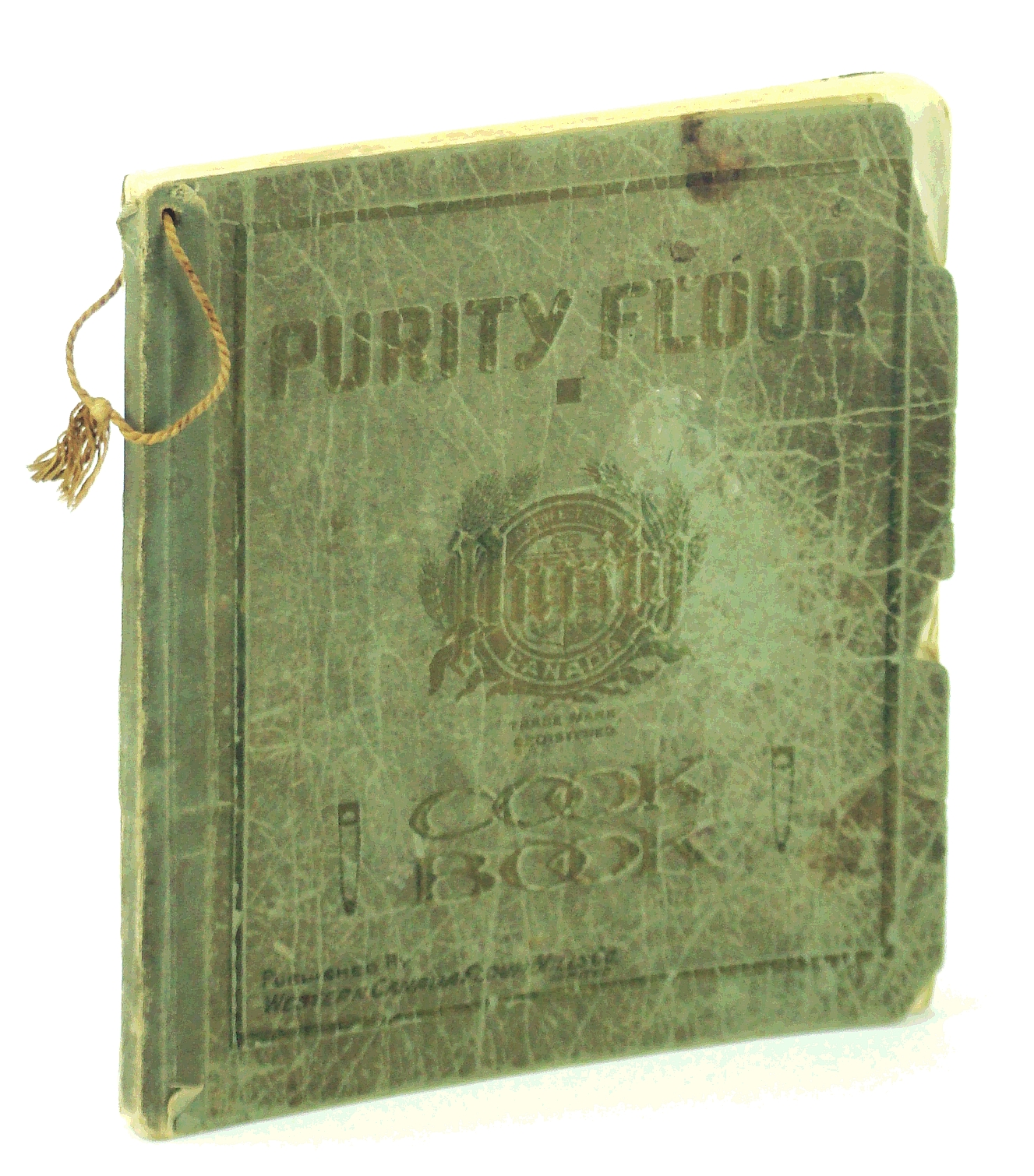 Image for Purity Flour Cook Book