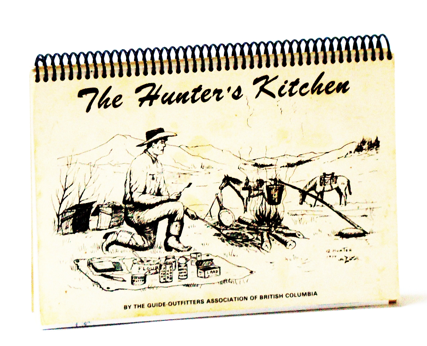 Image for The Hunter's Kitchen [Cookbook / Cook Book]