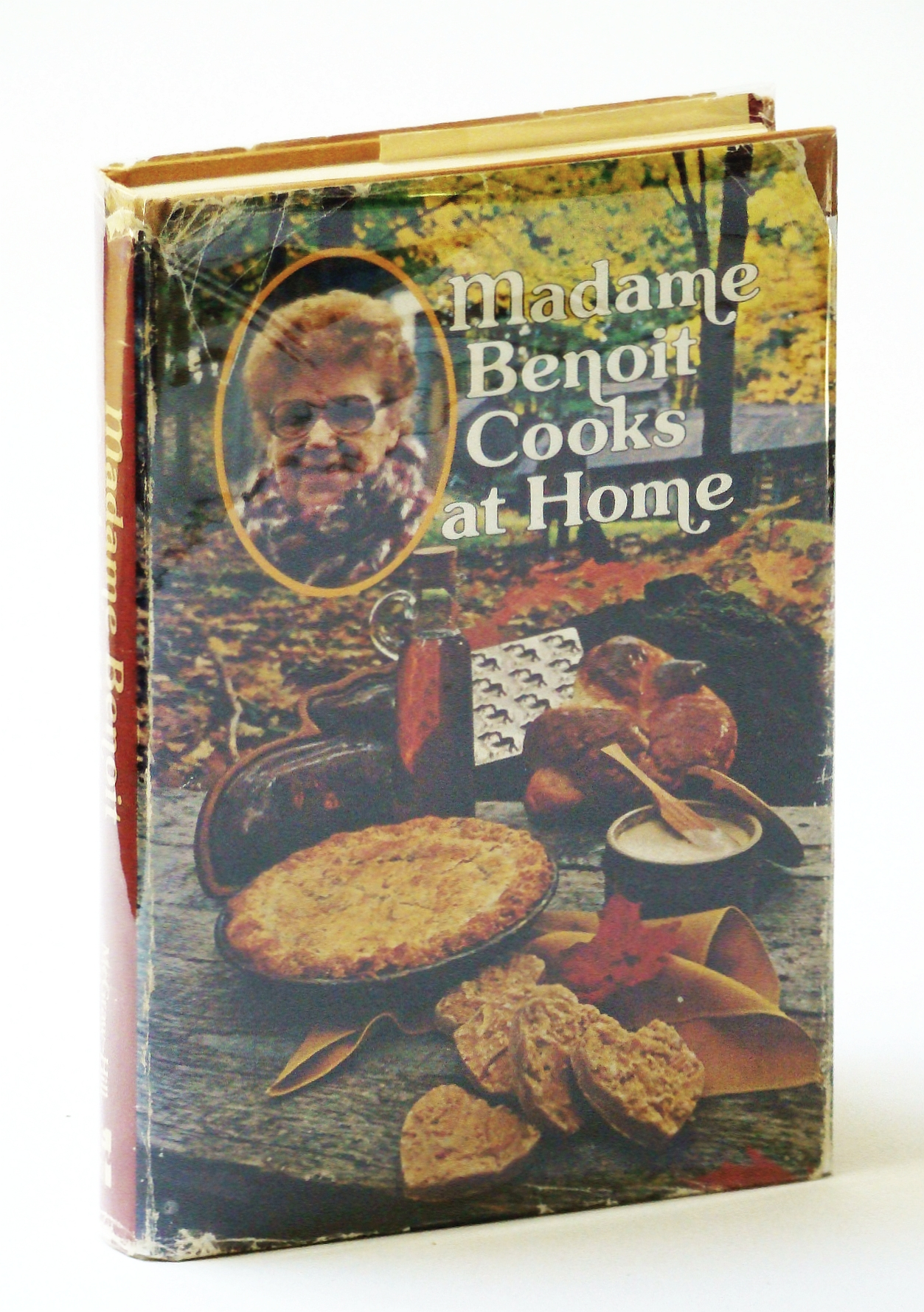 Image for Madame Benoit Cooks at Home
