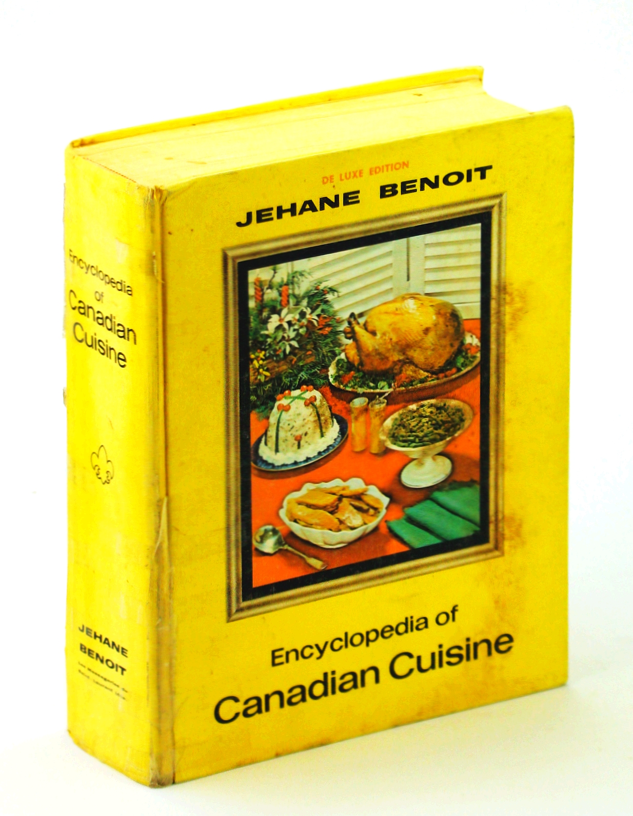 Image for Canadian Homes Magazine ENCYCLOPEDIA OF CANADIAN CUISINE