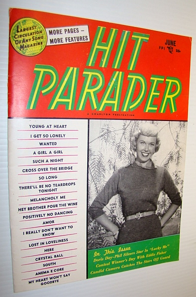 Image for Hit Parader Magazine, June 1954 Vol. XII No. 7