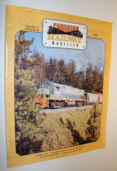 Image for Canadian Railway Modeller, May/June 1993