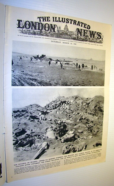 Image for The Illustrated London News, 10 March 1945