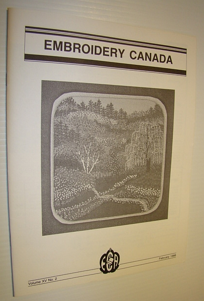 Image for Embroidery Canada Magazine, February 1988