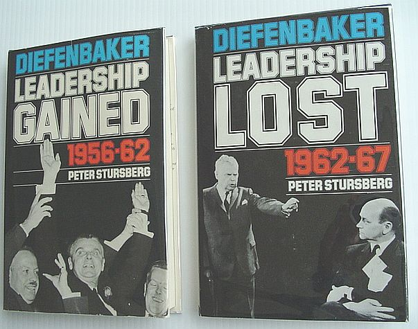Image for Diefenbaker : Leadership Gained, 1956-1962