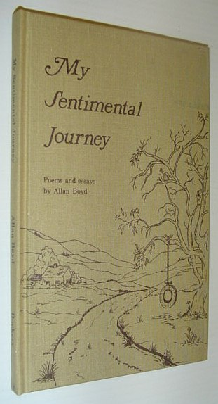 Image for My Sentimental Journey: Poems and Essays