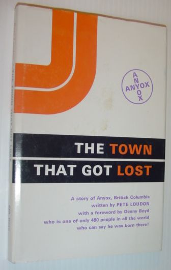 Image for The town that got lost: A story of Anyox, British Columbia