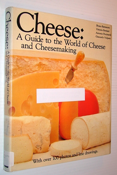 Image for Cheese: A Guide to the World of Cheese and Cheesemaking (English and Italian Edition)