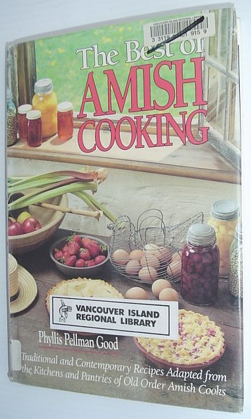 Image for The Best of Amish Cooking