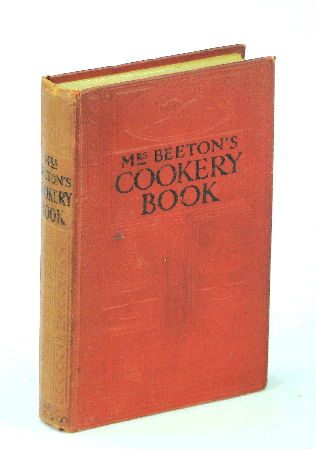 Image for Mrs Beeton's Cookery Book 1913
