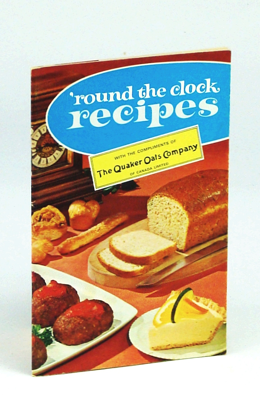 Image for 'Round the clock recipes