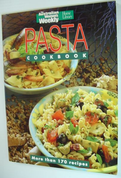 "Image for Aww Pasta Cookbook (""Australian Women's Weekly"" Home Library)"