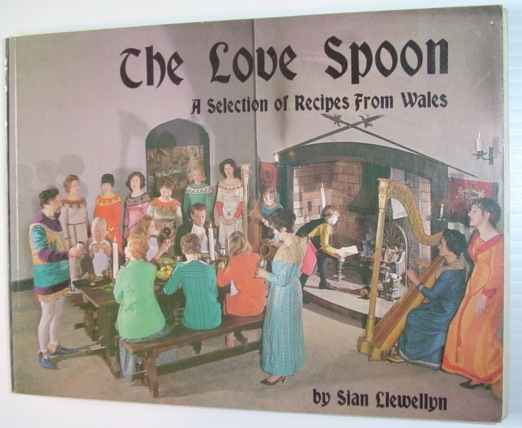 Image for The Love Spoon - A Selection of Recipes from Wales