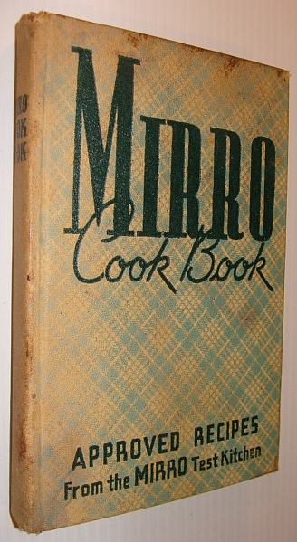 Image for Mirro Cook Book (Cookbook): Approved Recipes from Mirro Test Kitchen