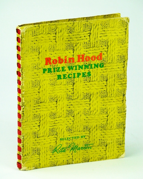 Image for Robin Hood Prize Winning Recipes
