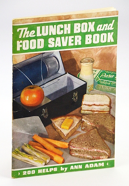 Image for The Lunch Box and Food Saver Book - 200 Helps