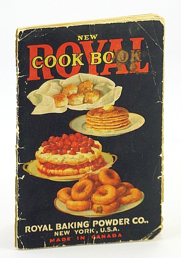 Image for NEW ROYAL COOKBOOK