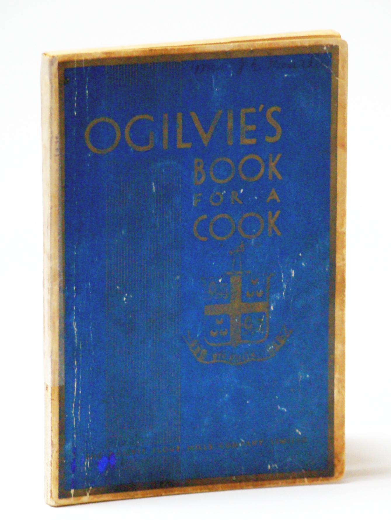 Image for Ogilvie's Book for a Cook (Cook Book)