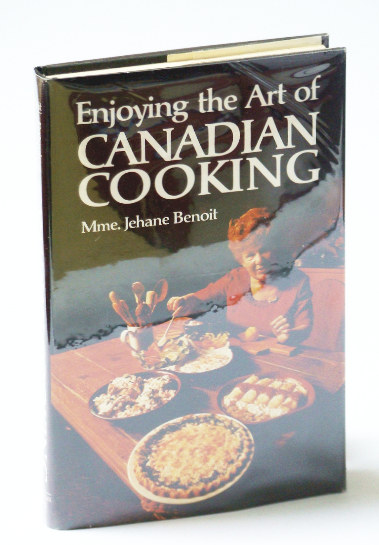 Image for Enjoying the art of Canadian cooking