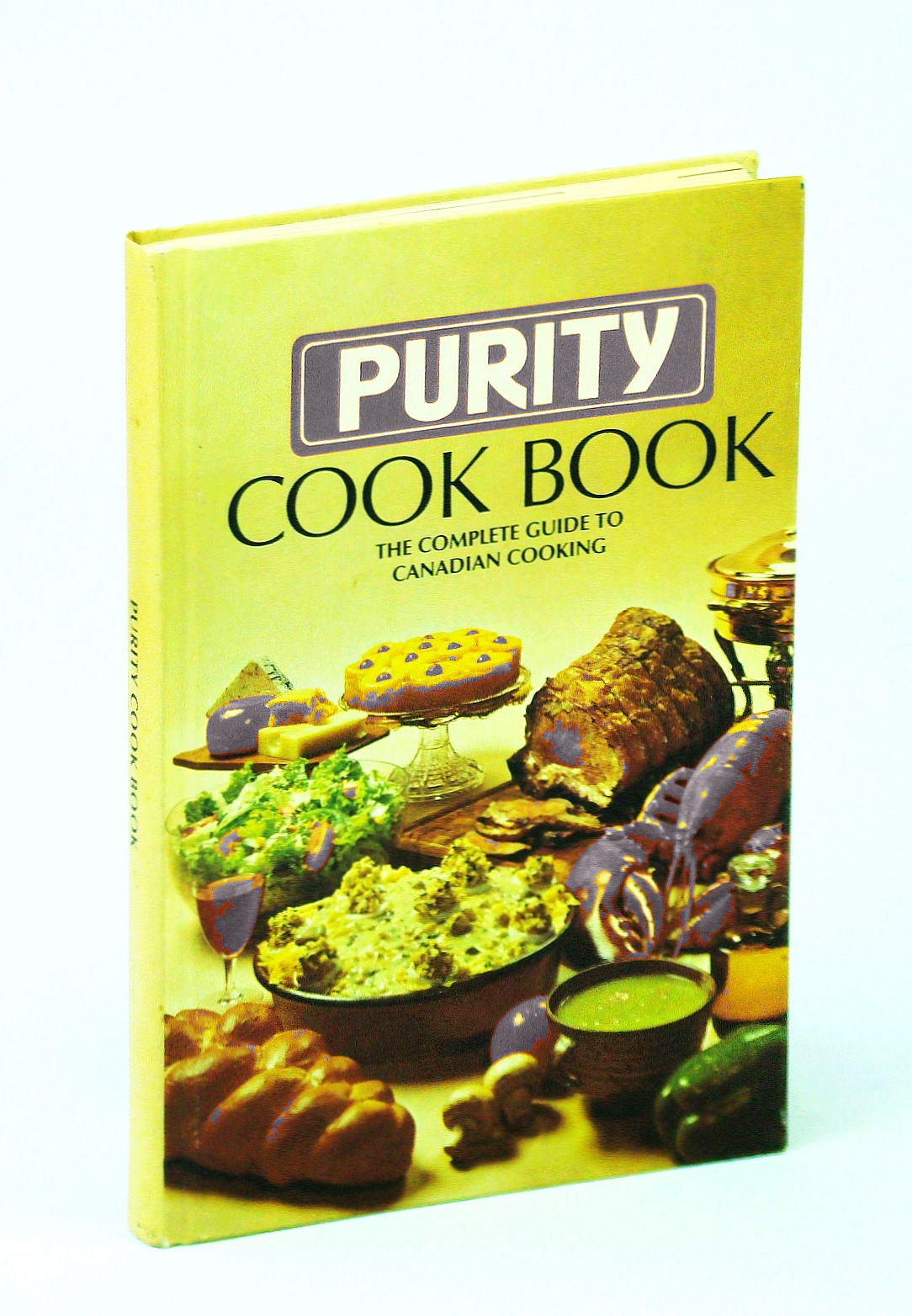 Image for Purity Cook Book [Cookbook] - The Complete Guide to Canadian Cooking