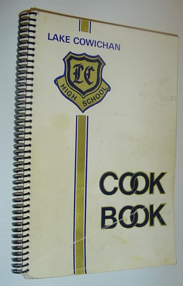 Image for Lake Cowichan High School Cookbook