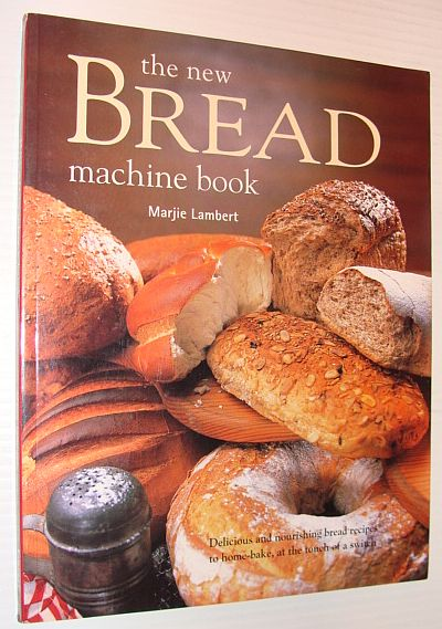 Image for The New Bread Machine Book