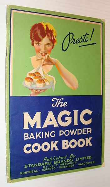 Image for The Magic Baking Power Cook Book