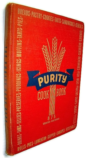 Image for Purity Cook Book (Cookbook)