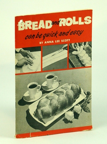 Image for BREAD AND ROLLS CAN BE QUICK AND EASY