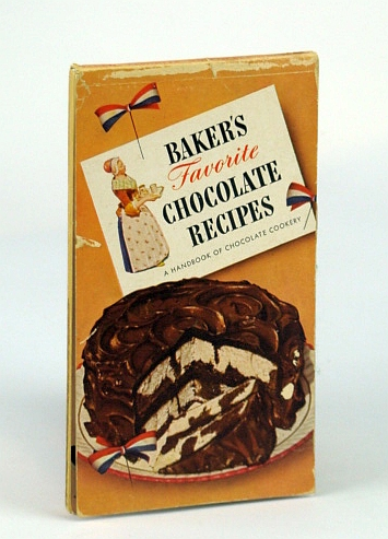 Image for Baker's Favorite Chocolate Recipes: A Handbook of Chocolate Cookery
