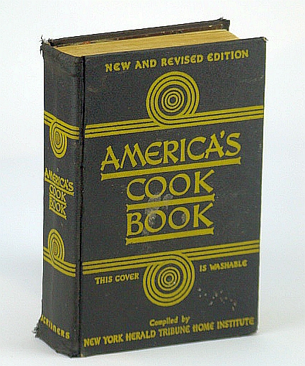 Image for Herald Tribune Home Institute Cook Book; Completely Revised Edition of America's Cook Book
