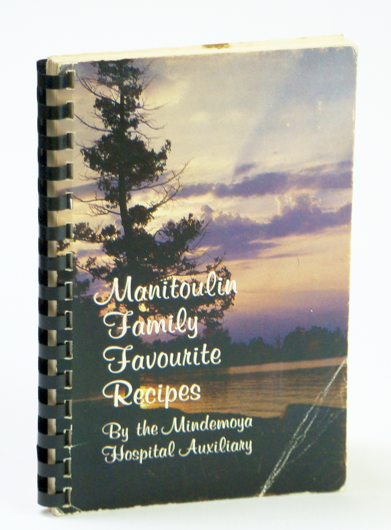 Image for Manitoulin Family Favourite Recipes - By the Mindemoya Hospital Auxiliary